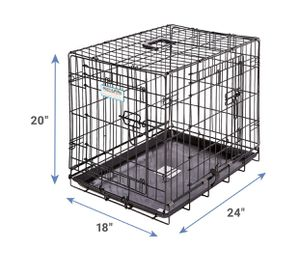 Precision Dog Crate (Collapsable) for Sale in Fresno, CA