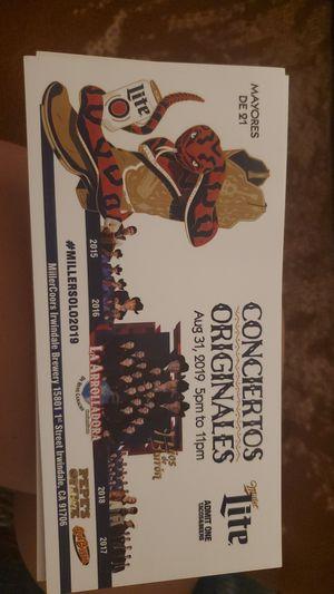 Conciertos originales for Sale in San Bernardino, CA