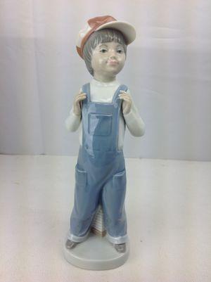 Lladro Boy From Madrid Figurine for Sale in Largo, FL
