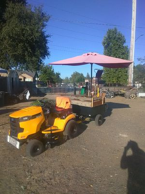 Riding lawn mower for Sale in Valley Home, CA
