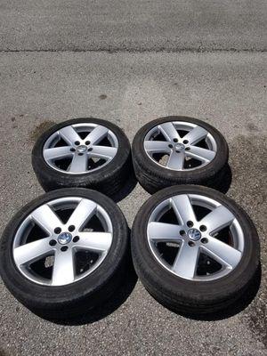 Rims 17 Volkswagen 5 lugs 112 mm for Sale in Davie, FL