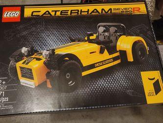 LEGO 21307 Ideas Caterham Seven 620R for Sale in Irvine,  CA