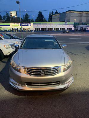 2009 Honda Accord for Sale in Tacoma, WA