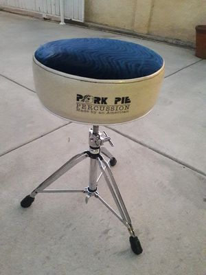 Pork Pie Drum Throne for Sale in Chino, CA