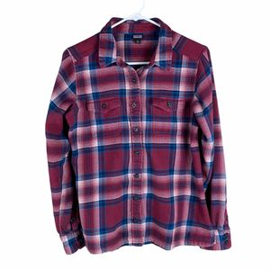 Patagonia women's flannel shirt size small for Sale in Olympia, WA
