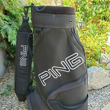 Ping Mid-staff Cart Bag Traditional Black And White for Sale in Tempe, AZ