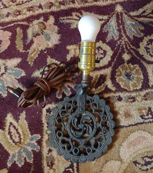 Antique Wall Lamp for Sale in Graham, NC