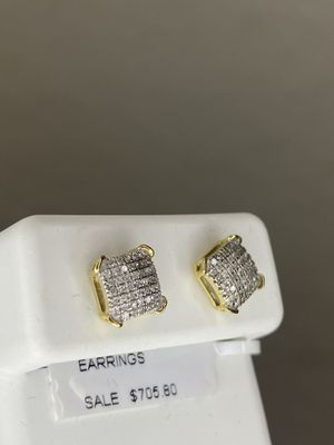 Diamond Earings for Sale in Davie, FL