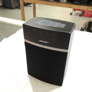 Bose 416776 SoundTouch 10 Bluetooth Wireless Music Streaming Home Speaker Without Remote 91387-1 for Sale in Tampa, FL