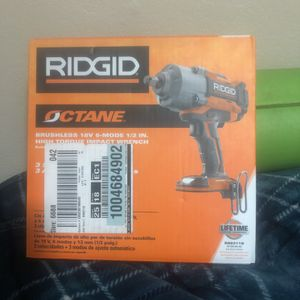 IMPACTO WRENCH 1/2 In. 18v Only Tool for Sale in Tracy, CA