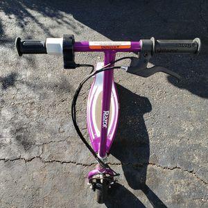 Razor E150 Girls purple electric scooter for Sale in Jersey City, NJ