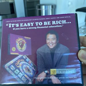 Rich Dad Poor Dad Audio Training CDs for Sale in Miami, FL