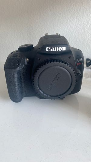 Canon eo5 w/ 4 lenses for Sale in Los Angeles, CA