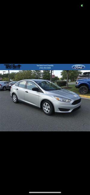 2015 Ford Focus S for Sale in Fairfax, VA