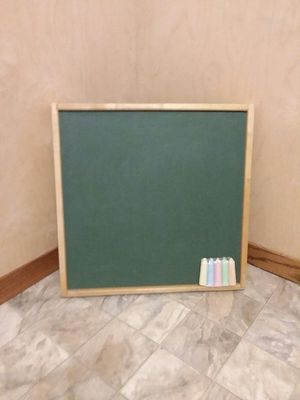 Chalkboard and Chalk for Sale in Pleasant Hill, IA
