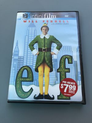 Elf on DVD for Sale in Houston, TX