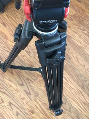 Sturdy Professional Tripod for Video and Still Camera for Sale in Santa Ynez, CA