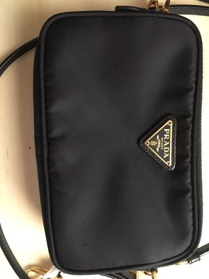 Prada nylon mini Crossbody bag for Sale in Naperville, IL