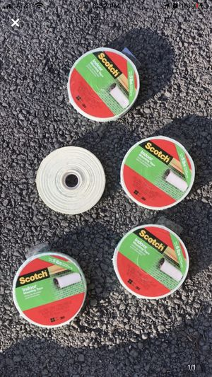 Double Sided/Traction Tape for Sale in Charlottesville, VA