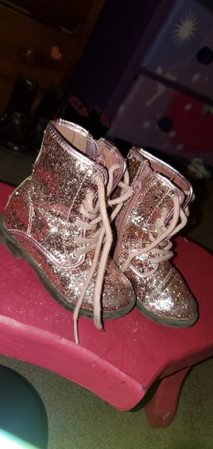 Girls Boots. Size 6 children for Sale in Las Vegas, NV