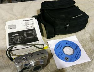 Panasonic Digital Camera for Sale in Fullerton, CA