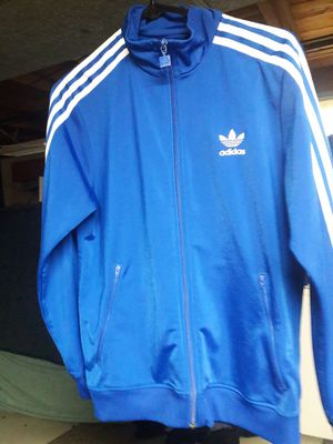 Adidas jacket for Sale in Hanna City, IL
