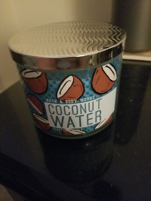 Coconut water candle for Sale in Boston, MA