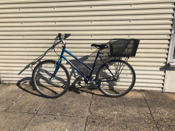 TREK hybrid road/mountain bike