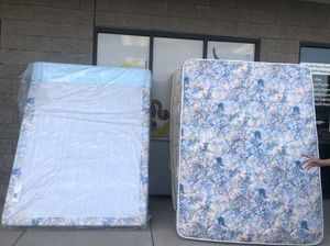 Free free free queen and king size mattress sets good used condition first come first serve no holds take them home now! 2548 W. Broadway Rd., Mesa, for Sale in Mesa, AZ