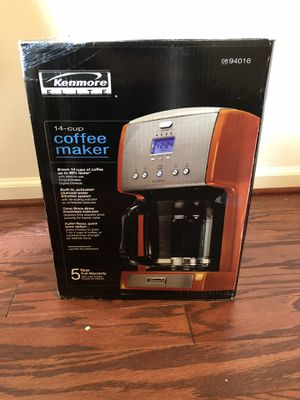 Coffee maker 14 cups for Sale in Alexandria, VA