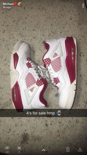 Jordan 4's for Sale in Rockville, MD