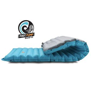 ZOOOBELIVES Extra Thickness Inflatable Sleeping Pad with Built-in Pump, for Sale in Kansas City, MO