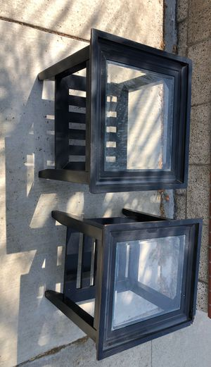 Free corner tables - pick up only - first come first serve for Sale in Anaheim, CA