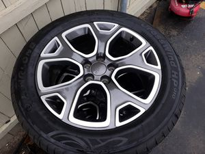 Rims and tires for Sale in Pawtucket, RI