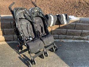 Maclaren double stroller for Sale in Freehold, NJ