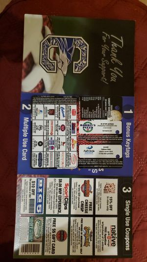 Coupon booklet for Sale in Chandler, AZ