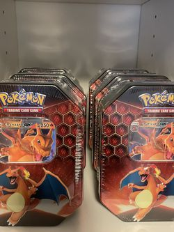 Pokémon Cards Hidden Fates Tins Factory Sealed Brand New for Sale in North Bend,  WA