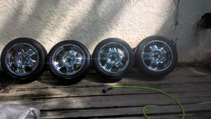 """20"""" Rims with spare for Sale in New Port Richey, FL"""