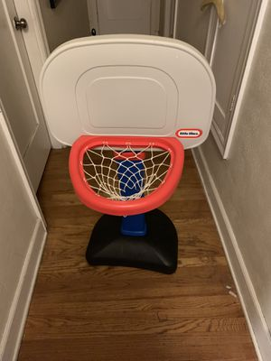 Basketball hoop new condition for Sale in Pasadena, CA