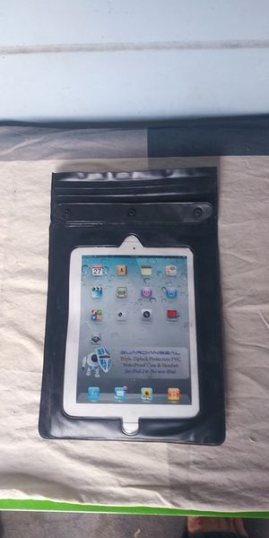 Waterproof iPad holder for Sale in Fresno, CA