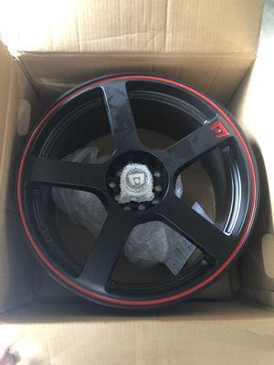 Motegi 18 inch rim for Sale in Gibsonton, FL