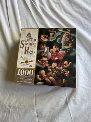 1k mickey puzzle Disney for Sale in Tracy, CA