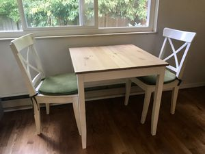 Kitchen Table and Chairs for Sale in Seattle, WA