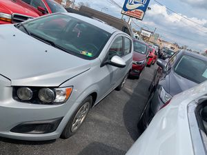 2015 Chevy Sonic LOW MILES ! for Sale in Philadelphia, PA