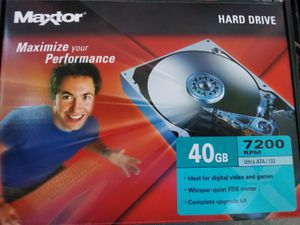 New~Maxtor External Drive for Sale in Eugene, OR
