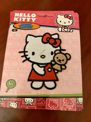 Hello kitty appliqués- 10 packs for Sale in Katy, TX