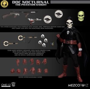 Mezco doc nocturnal for Sale in Los Angeles, CA