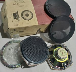 "Intinity Reference Series 652i 6.5"" Car Automotive Speakers for Sale in Asbury, NJ"