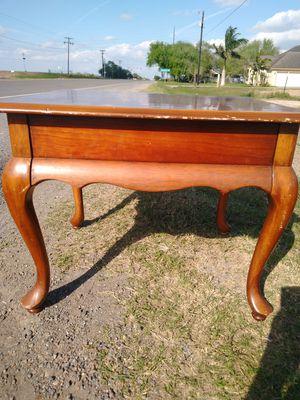 Antique wooden table for Sale in Harlingen, TX