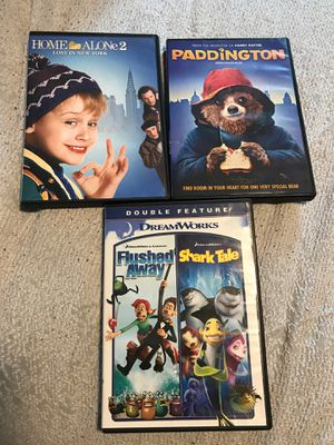 DVD Lot of 3 for Sale in Colonial Heights, VA